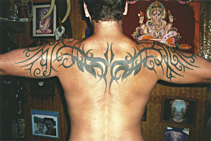 Free tattoo designs - TribalShapes.com