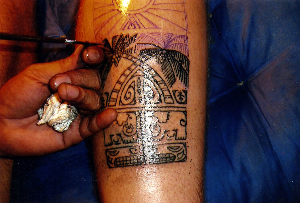 Thai Life 2 0 Big Magic Tattoo Koh Phangan Thailand