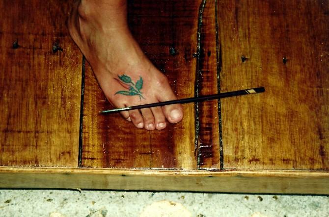 Chilli Tattoo Thong Nai Pan