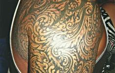 Bamboo Tattoo, Thailand