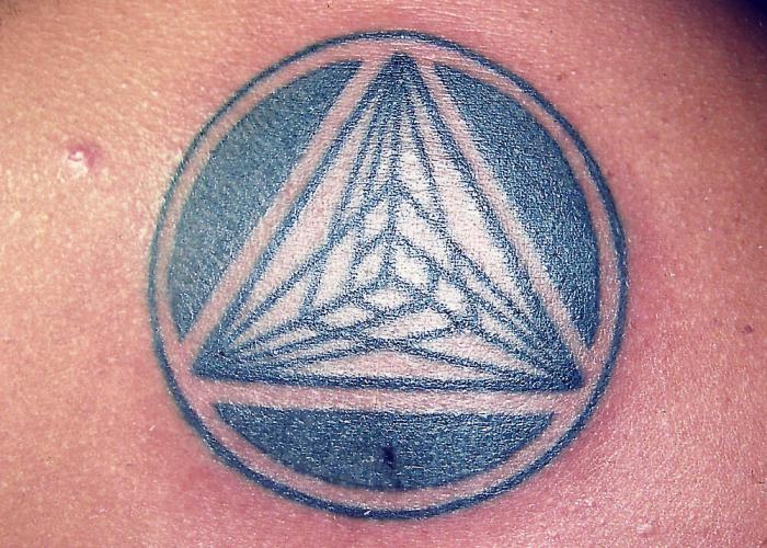 Nice Pyramid Pattern