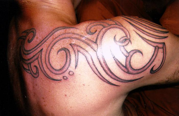 Tribal Shading